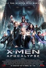 X-Men: Apocalypse เอ็กซ์เม็น อะพอคคาลิปส์ (2016)
