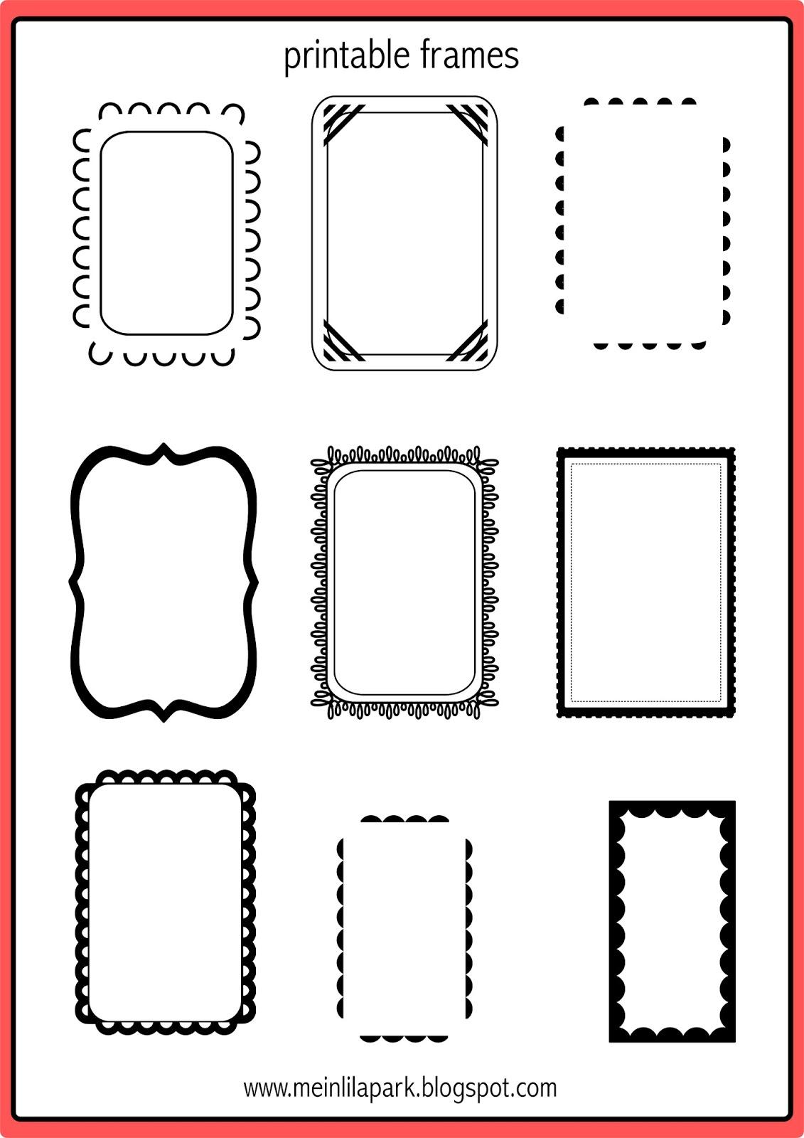 free menu planner template