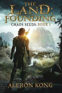 Aleron kong the land book 8