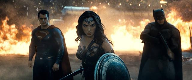 Batman vs Superman Daw of Justice