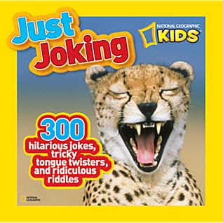 Just joking funny kids jokes