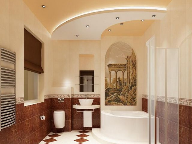 Types Of Bathroom Ceiling False Ceiling Design Ideas For Modern