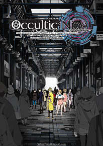 ver Occultic Nine temporada 1