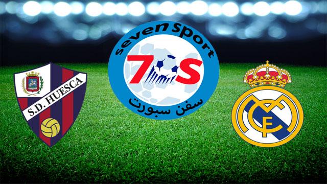 موعدنا مع مباراة ريال مدريد وهويسكا  بتاريخ 31/03/2019 الدوري الاسباني الممتاز