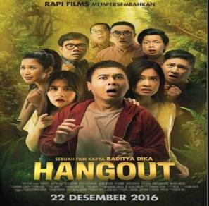 Download Film Film Hangout (2016) BluRay 720p Ganool Movie