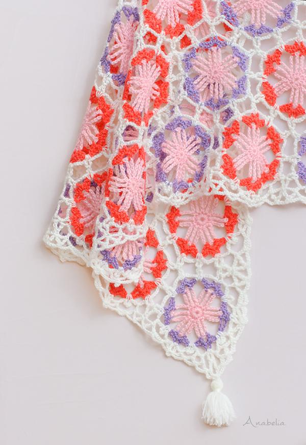 Anabelia craft design: Japanese-inspired hexagonal motifs ...