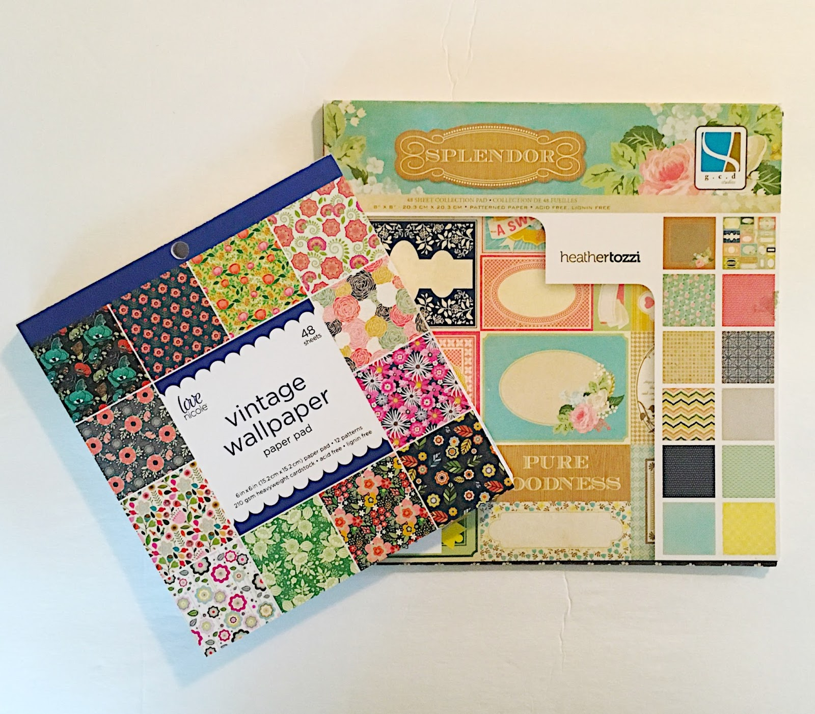 Scrapbook paper envelope - I Used A Roll Ofkraft Paper Which I Purchased At Walmart I Like To Line My Envelopes I Used A Pad Of Scrapbooking Paper That Was 8x8 But The 6x6 Would