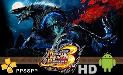 Monster Hunter Portable 3rd HD PPSSPP ISO