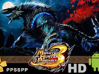 Download Gratis Monster Hunter Portable 3rd HD PPSSPP ISO (English Patched)