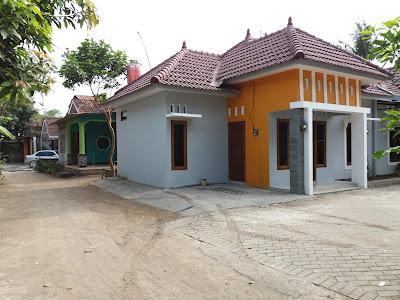 Jual rumah murah bantul