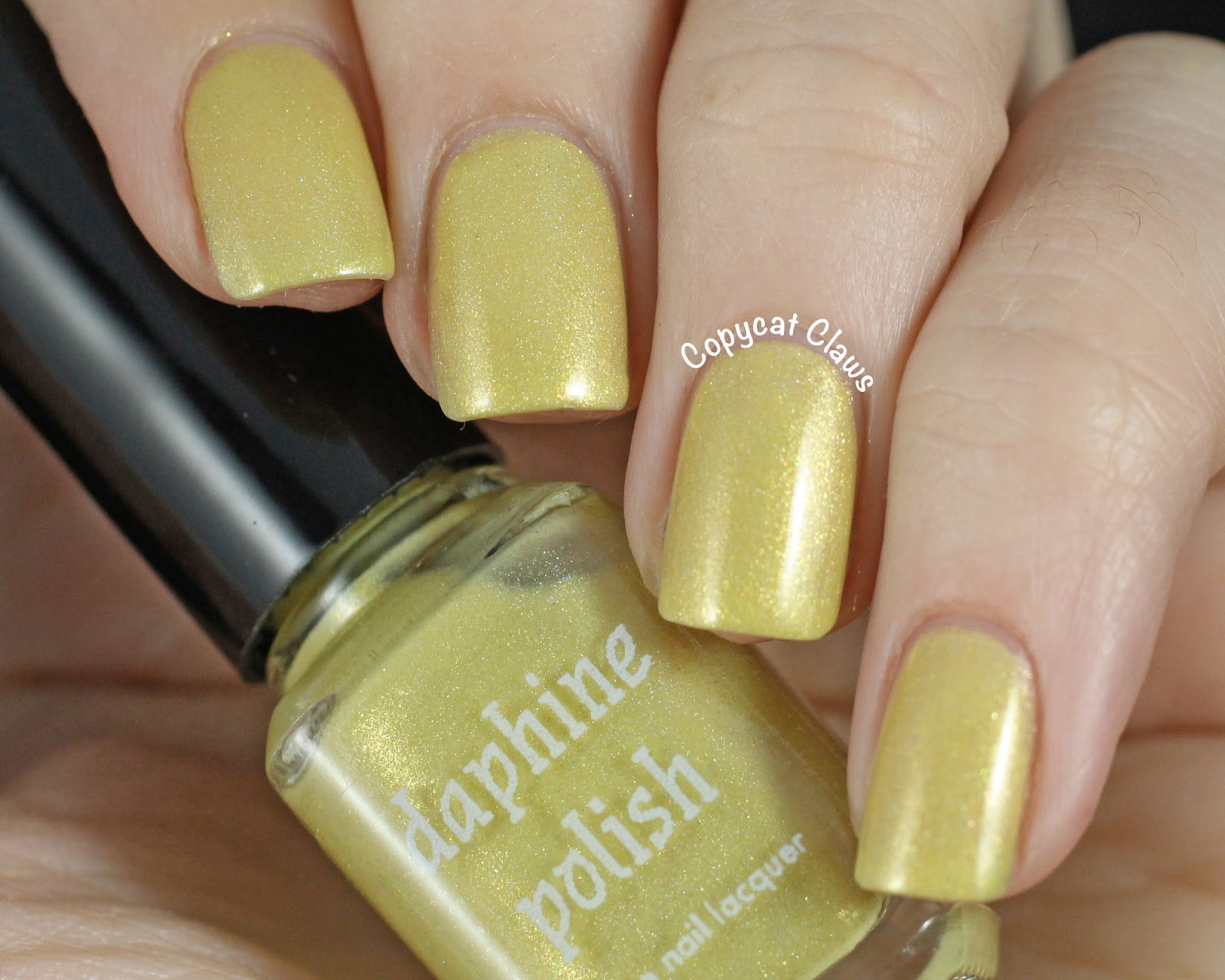 Copycat Claws: Daphine Polish His Dark Materials Collection