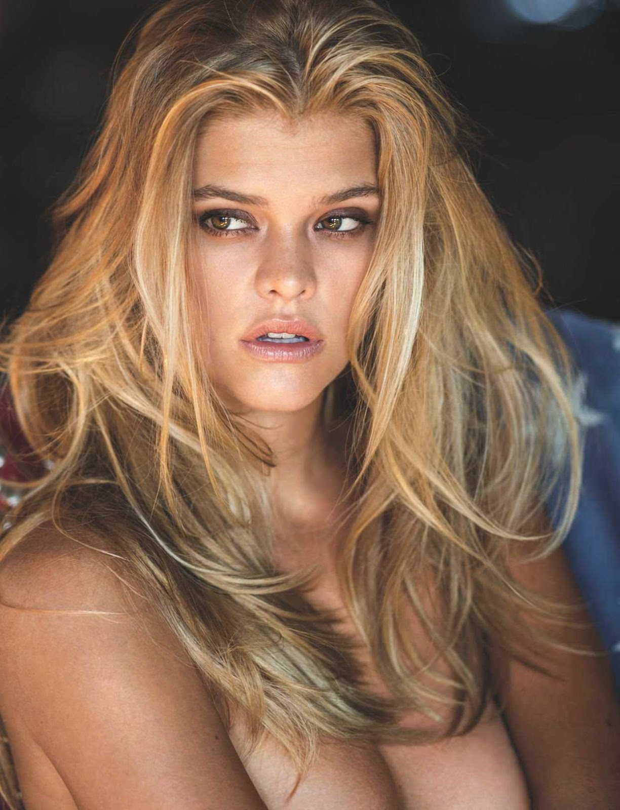 Nina Agdal strips down for Maxim Australia July 2017