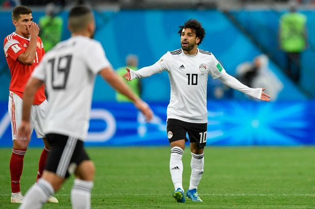 HLV Ai Cập đổ lỗi cho chấn thương của Salah