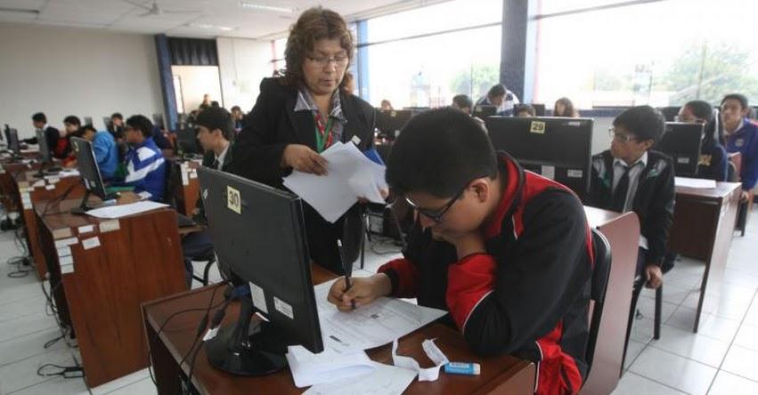 YA ES OFICIAL: Evaluación con letras se aplicará progresivamente en secundaria. Conoce la Norma Legal