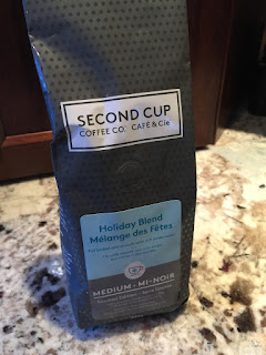 Second cup in Barrhaven donated coffee