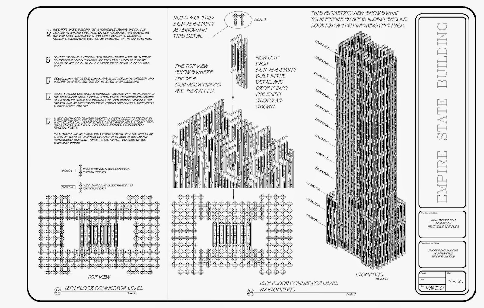 Empire State Building Schematics Wiring Diagrams