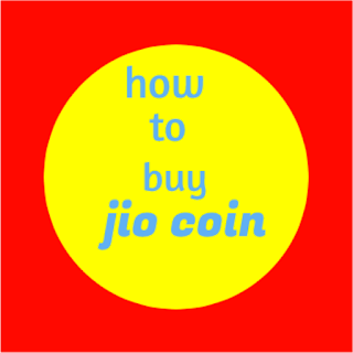 Do you know how to buy jio coin?