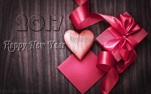 New Year 2017 My Love Image Wishes Download Free