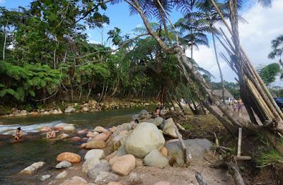 Turismo en Ecuador – Tena – Archidona - Batan Cocha Balneario Chuya Yacu