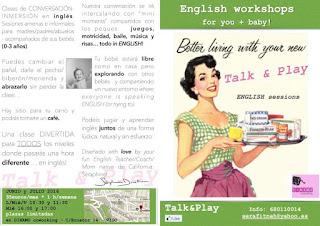 Campamento de Verano en Vigo TALK&PLAY ENGLISH