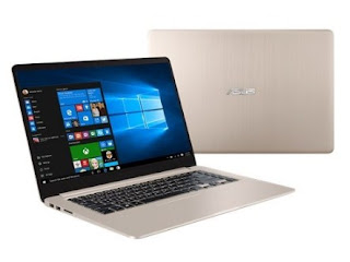 Asus VivoBook S15 S510 (S510UQ) Drivers for Windows 10 64-bit