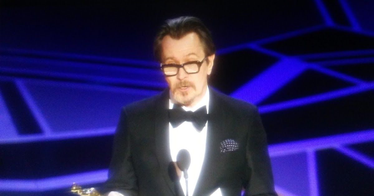 Get Over It!: Online backlash is fierce for Gary Oldman's Oscars win #GetOverItMeeTooNoLifers