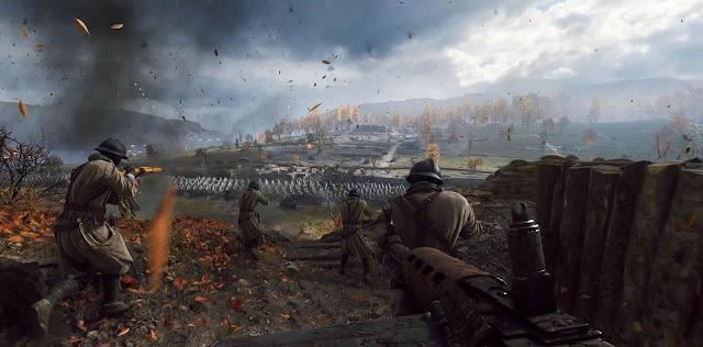 Roles battlefield