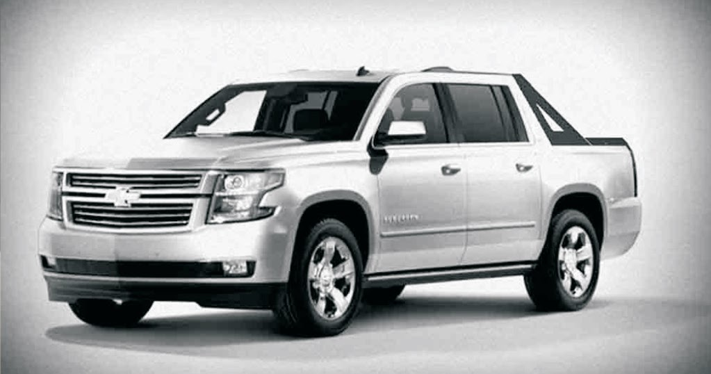 2018 Chevy Avalanche Rumors, Concept, Specs, Release Date | CARS NEWS AND SPESIFICATION