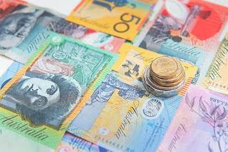 Australian dollar rallies during Asian trade