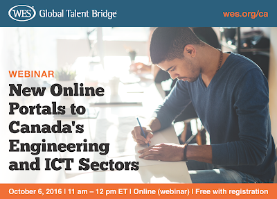 New Online Portals to Canada's Engineering and ICT Sectors