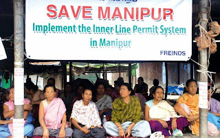 Inner Line Permit System in Manipur