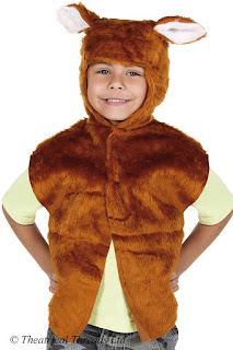 Fox One Size Tabard Kids Costume from Theatrical Threads