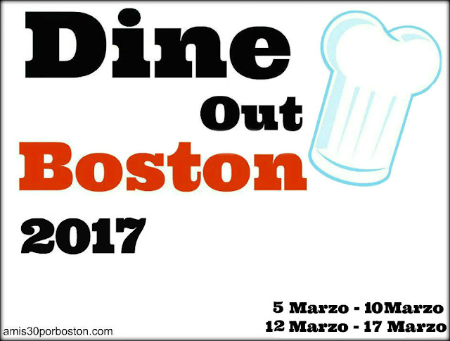 Dine Out Boston Marzo 2017