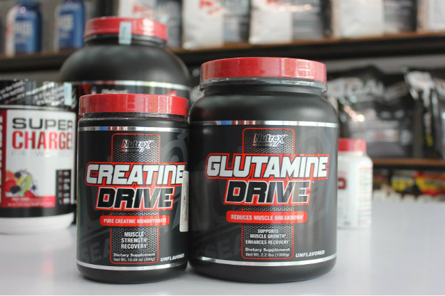 Glutamine là gì