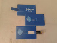 Flashdisk Kartu FDCD04  PT Johnson & Johnson Indonesia