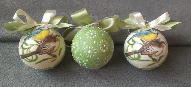 Коллекция новогодних шаров 2017-18