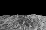 Superficie del asteroide Vesta