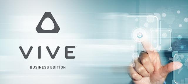 HTC, HTC Vive ile sanal gerçekliğin ticari kullanımını yaygınlaştıracak yeni hizmetini duyurdu