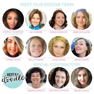 the heffy Doodle design Team