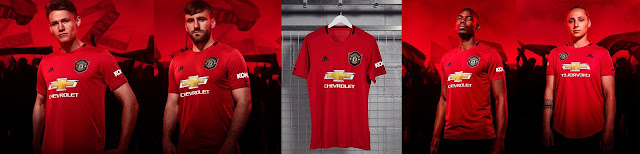 kit home man united