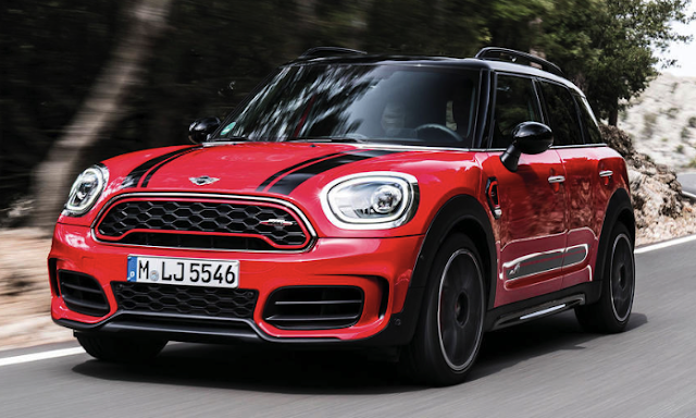 2019 Mini Cooper Countryman ALL4 1.5T Manual Review