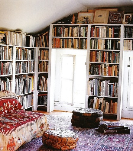 The Centric Home Doesn T Everyone Have A Library