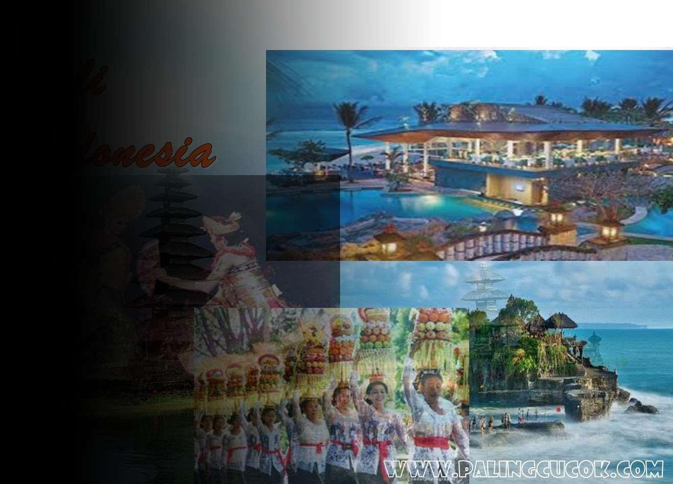 Daftar tempat-tempat wisata terkenal di Bali dan paling cucok untuk dikunjungi