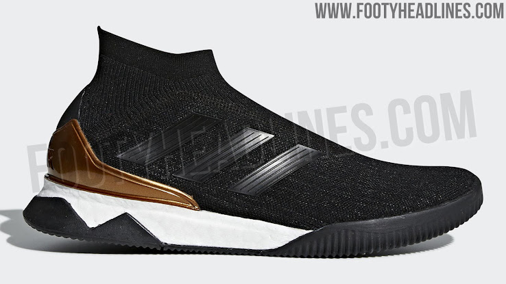 39b81ac8d8047 Adidas Predator Tango 18+ Boost Sneaker Revealed - Footy Headlines