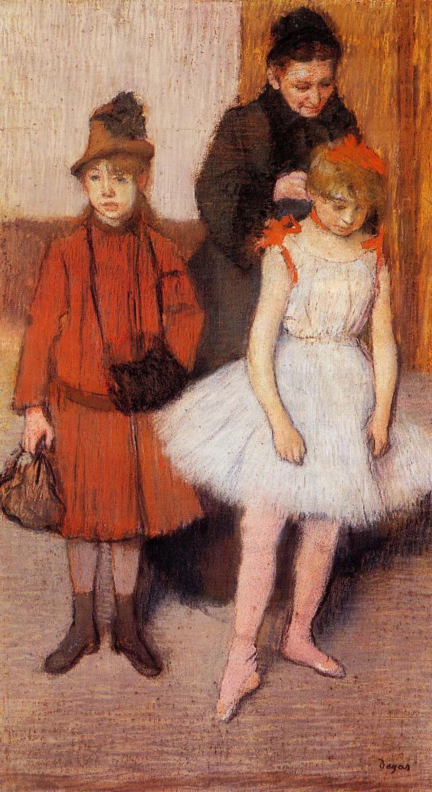 Edgar Degas | Realist/Impressionist painter and sculptor ...