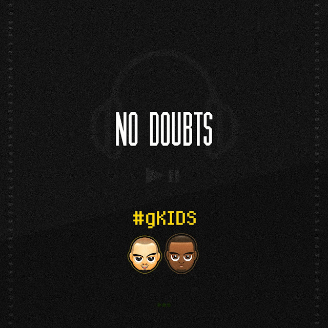 #gKIDS - no doubts artwork