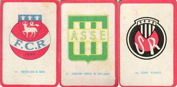 MIROIR SPRINT carte football # 112 vincent