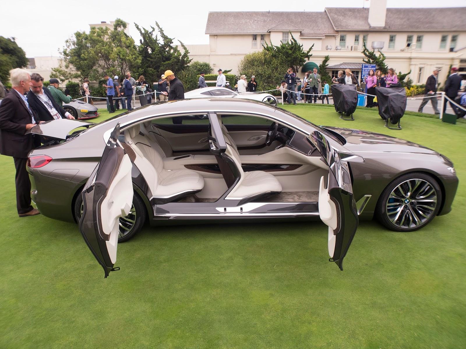 Pebble Beach 2014 BMW