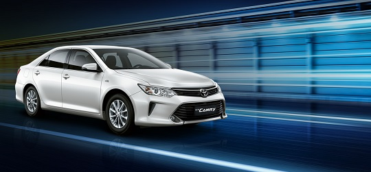 Safety Toyota Camry Tahun 2018