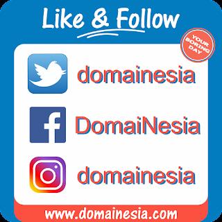 Sosial Media DomaiNesia